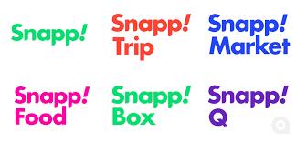 تغییر لوگو در خانواده اسنپ