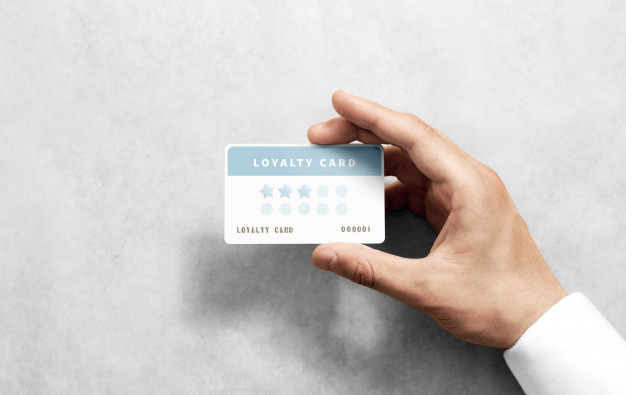 کارت تخفیف به مشتریان وفادار